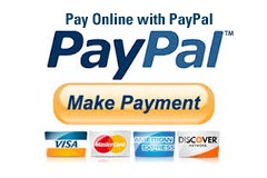 Pay Online with PayPal - Make Payment